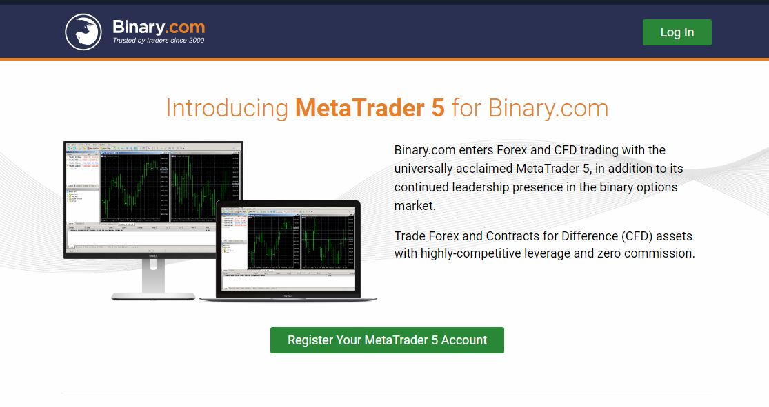 binary.com MT5